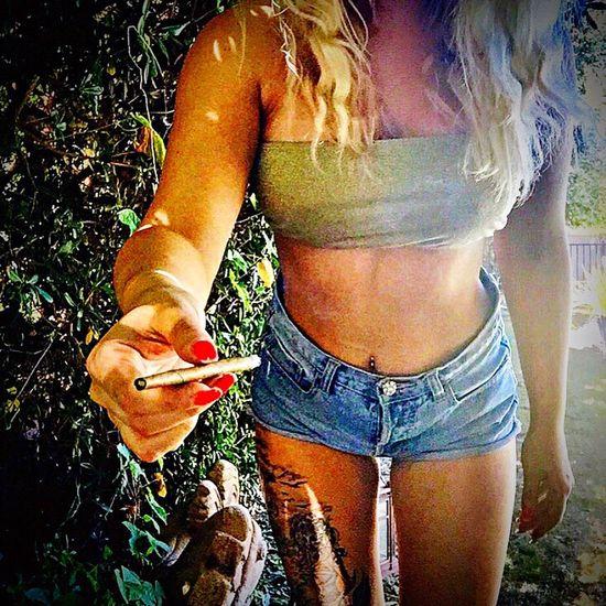 In my secret garden 🌱 Outdoors Vintage Summertime Summer Views MaryJane DOPE Highlife Stonergirl Stonernation California Love Gethigh Puffpuffpass