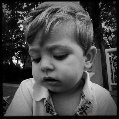 Boy Portrait Blackandwhite Monochrome Hipstamatic IPhoneography