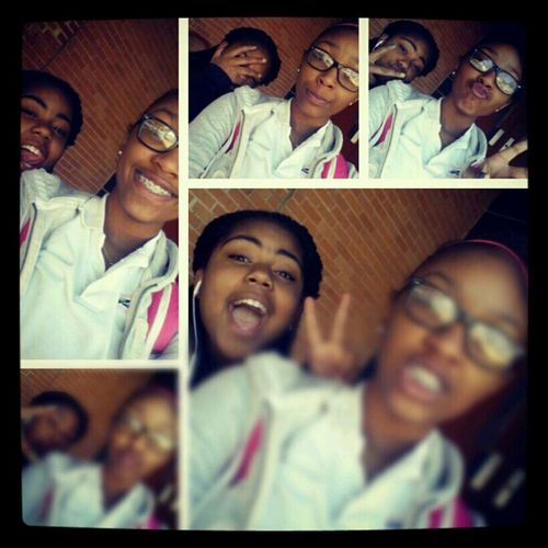 us today I love this girl