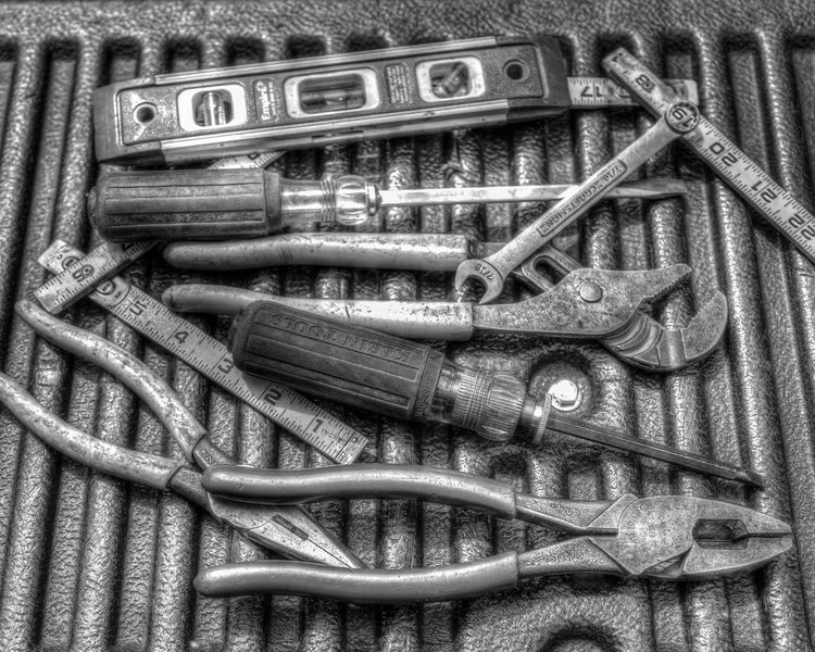 Tools of my trade.... Tools Of The Trade Black And White Hdr  HDR Canon 5d Mark Lll Canon 24-105 F4L Tools ToolsOftheTrade B&w Black And White Photography
