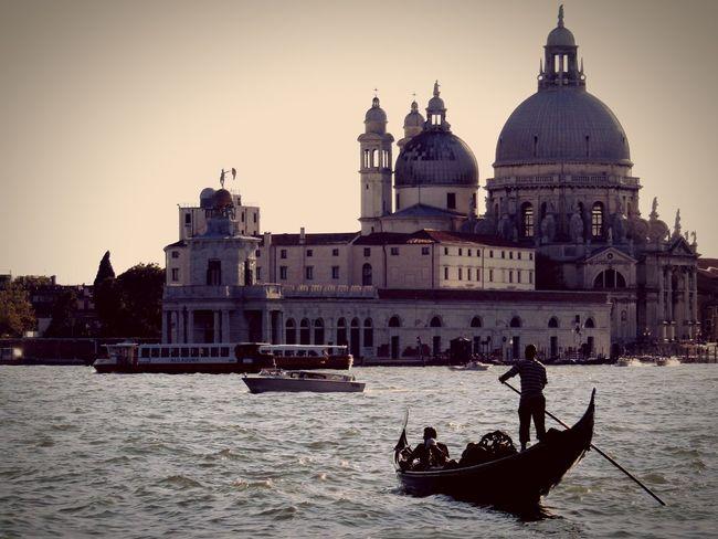 Basilica SantaMariadellaSalute Venice Venezia Venice, Italy Italy Italia Gondola Battle Of The Cities The Architect - 2017 EyeEm Awards The Architect - 2018 EyeEm Awards