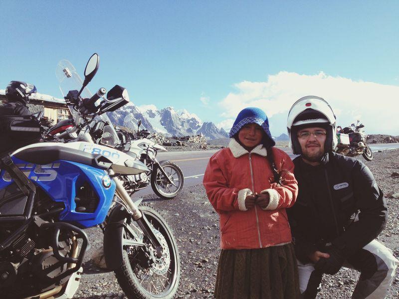 Expedição América do Sul 2013. Topo das cordilheiras, 4600 metros de altitude!!! Cordillera De Los Andes Perù 🇵🇪 BMW Motorrad