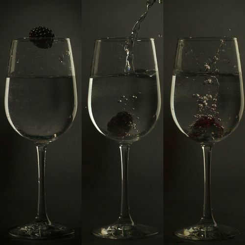 Playing around with Broncolor lighting. Created a mini splash series ☺ Wineglass Close-up Refreshment Indoors  Freshness Splash Photography Food And Drink Photography Happy OpenEdit Photooftheday Instagood Hello World Photographer Taking Photos Cool Splash Fruit Lighting Lighting Glass Lighting Effect Creative Lighting Broncolor Broncolor Lighting