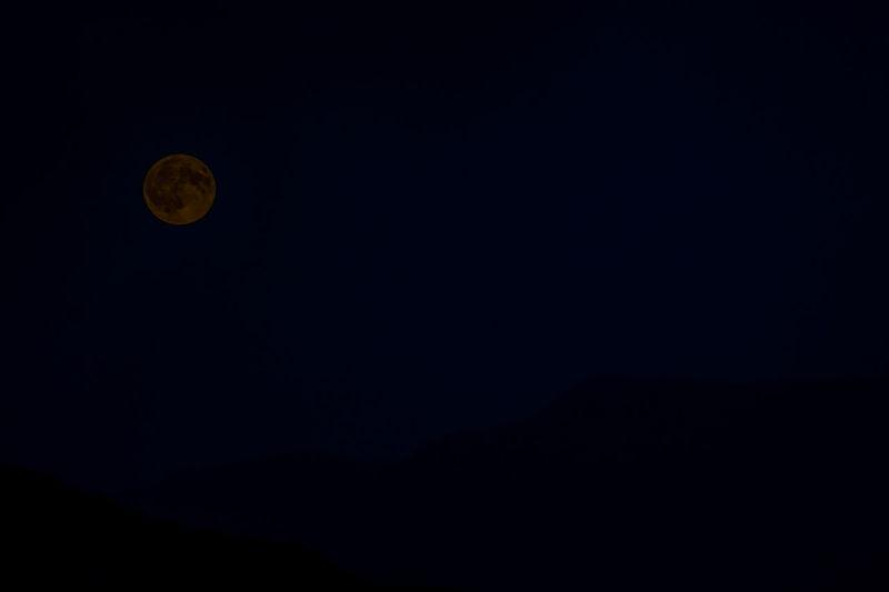 Full Moon Space
