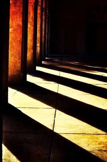 Light and shadows Saint Louis