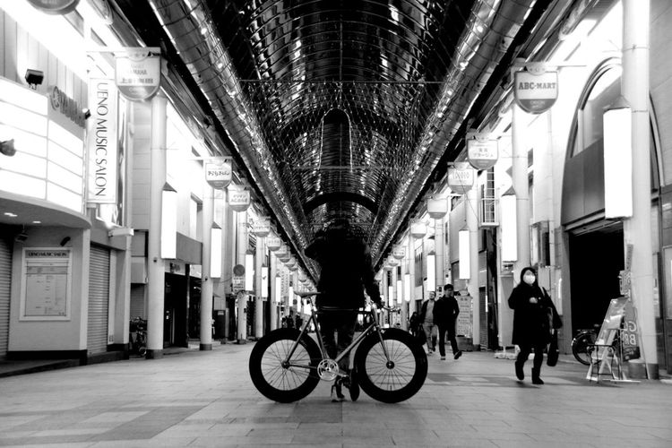 Njs Fixedgear Fixedlife Bike Fixed Bicycle Love 宇都宮 モノクロ Monochrome Japan Pist