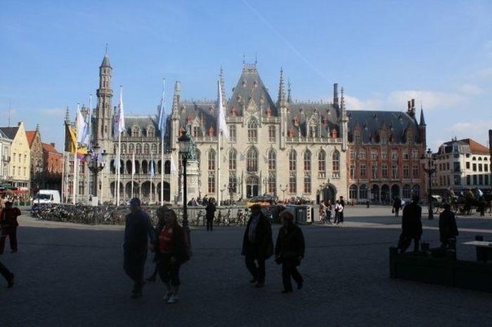 Provinciaal Hof Brugge, Belgium