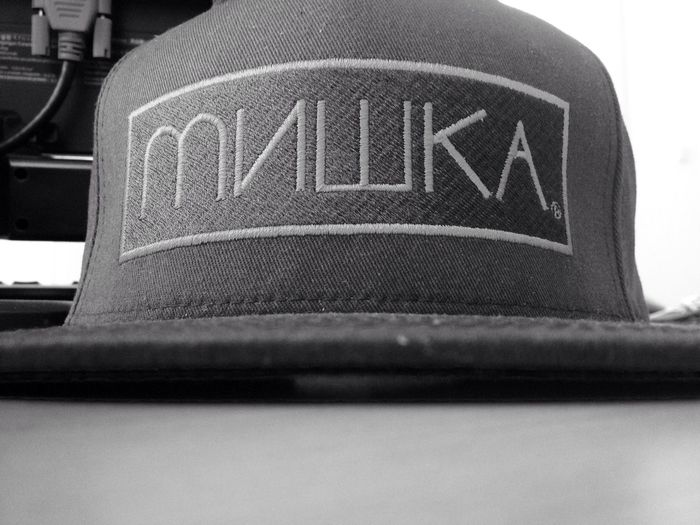 Mishka Snapback IPhoneography School by iPhone 4s