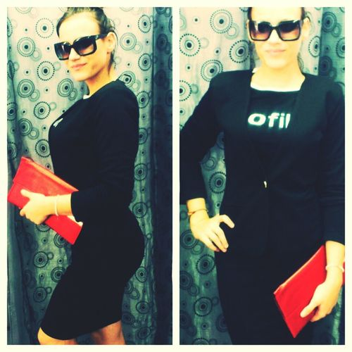 Buisness chic hahh :) Really serious pic ! Instagirl Buisness Look Hotlook