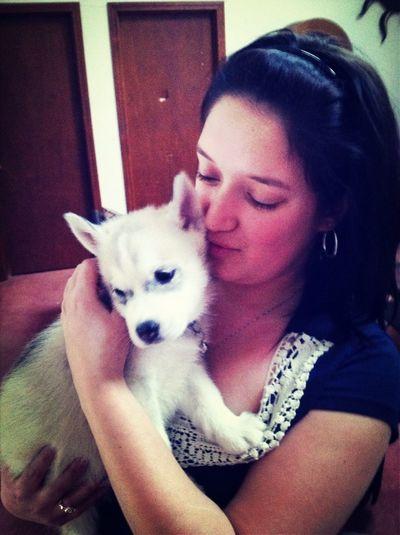 My New Puppy <3