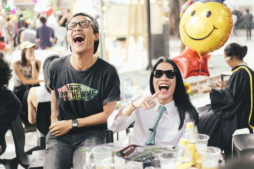 My Student Life Youth Of Today Bigger laugh😂😂Big Laugh Smily ☺ Congratulations Graduation Capture The Moment Eye4photography  EyeEm Best Shots Getting Inspired People Friend Taking Photos Fun Funny Faces Live For The Story