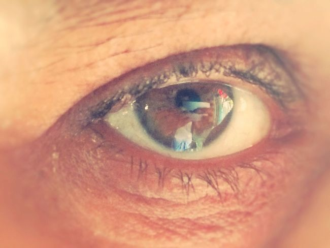 Human Eye Eyesight Eyelash Human Body Part Sensory Perception One Person Eyeball Looking At Camera Real People Iris - Eye Portrait Close-up Indoors  Eyebrow Day People IPhoneography