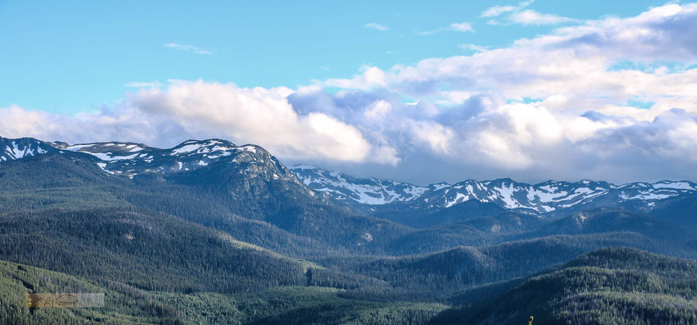 Cascade Mountains Beauty In Nature Cloud Cloud - Sky Cloudy Day Landscape Landscape_photography Mountain Mountain Range No People Outdoors Scenics Sky Tranquility