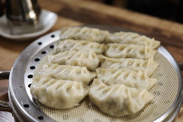 A6000 Close-up Dumpling  Food Foodporn Korean Food Mandu Plate Ready-to-eat Steamed  Zeiss32mmf18