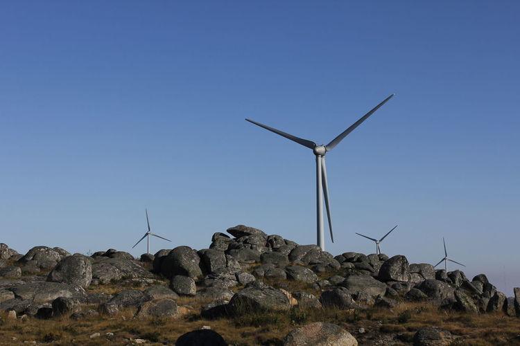 Enercon Energy Stone Stones Wind Windturbine Windturbineblade Windturbines