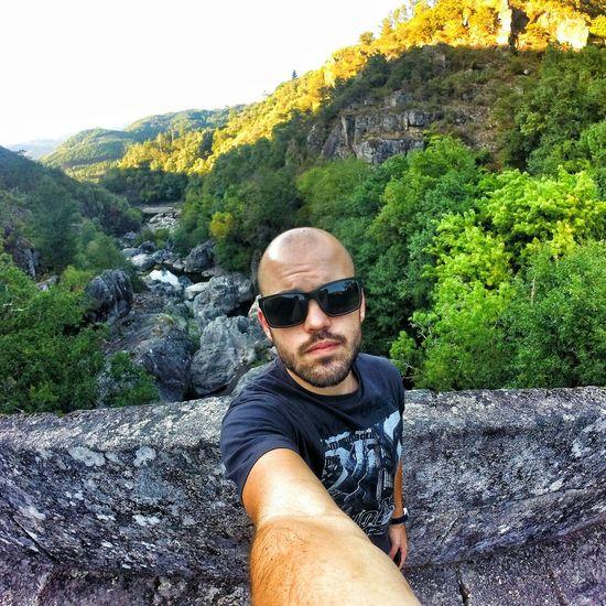 Nature Selfie Portrait Green Pontedodiabo Summer2015 Goprohero3 EyeEm Rocks