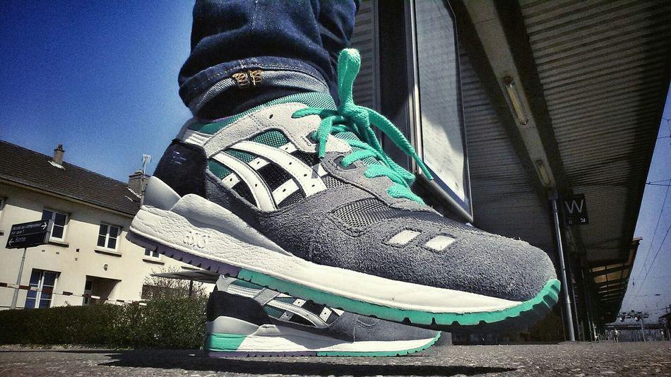 WDYWT Asics Asics Gel Lyte III Wdywt? Urbanphotography Sneakerhead  Sneakers Streetphotography Street Fashion