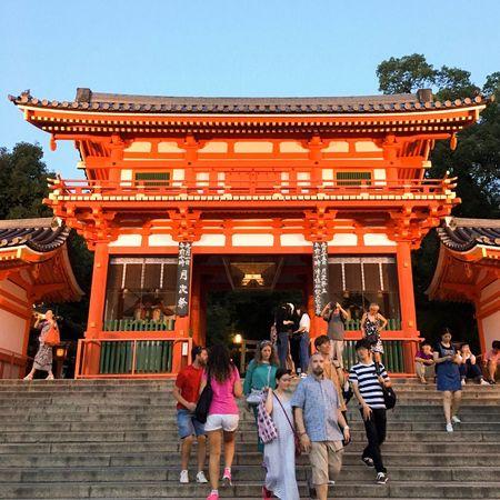 八阪神社 京都 日本 Yasaka-jinja Shrine Kyoto,japan Kyoto