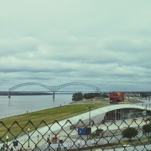 The Hernando-Desoto Bridge in Memphis. Also, it's the widest point of the Mississippi River. Taking Photos Urban Geometry Memphis