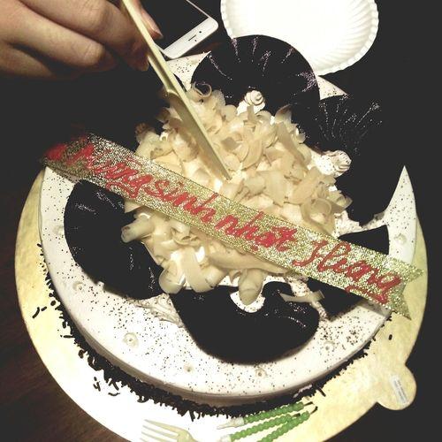Boyfriend❤ Birthay Cake Birthday Party Together Forever. ♡