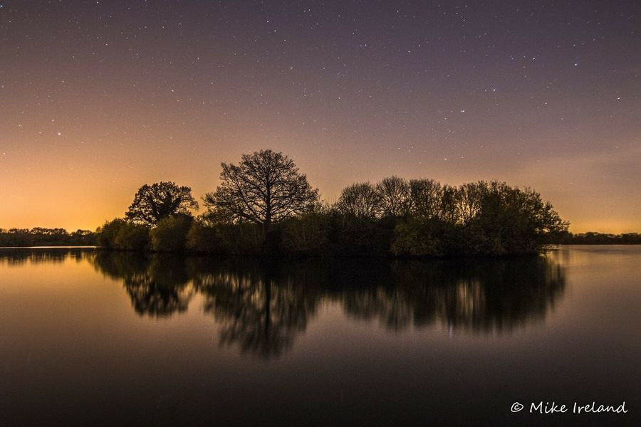 Dinton Pastures, Berkshire. f2.8, ISO3200, 30 seconds. Reflection Water Lake Nature Tree Star - Space Scenics Night Astronomy Sky Beauty In Nature Space And Astronomy Star Field Reflection Lake Outdoors Landscape Space Constellation No People Milky Way berkshire EyeEmNewHere