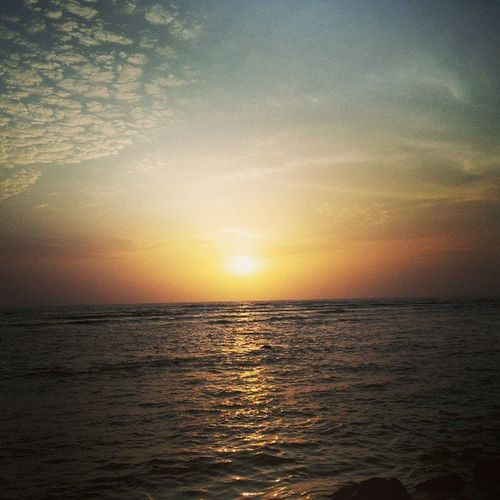 At hajali..!!! HAJ ali Instamumbai Sunset Sea Clouds Nature People Fun Family Pray Glares ...