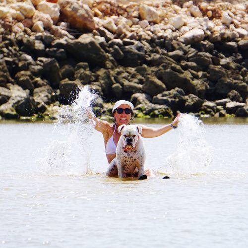 Water Sitting