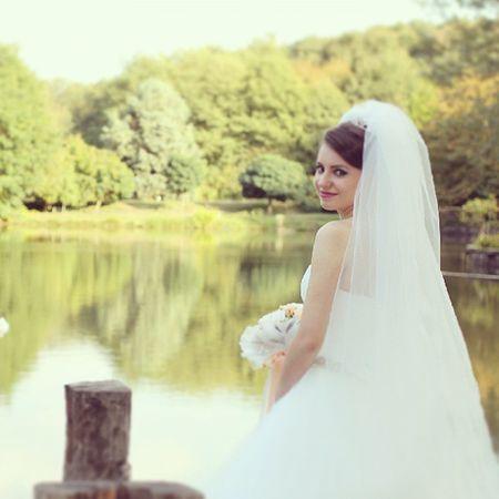 Bride Savethedate 14 .09.2013 Nature