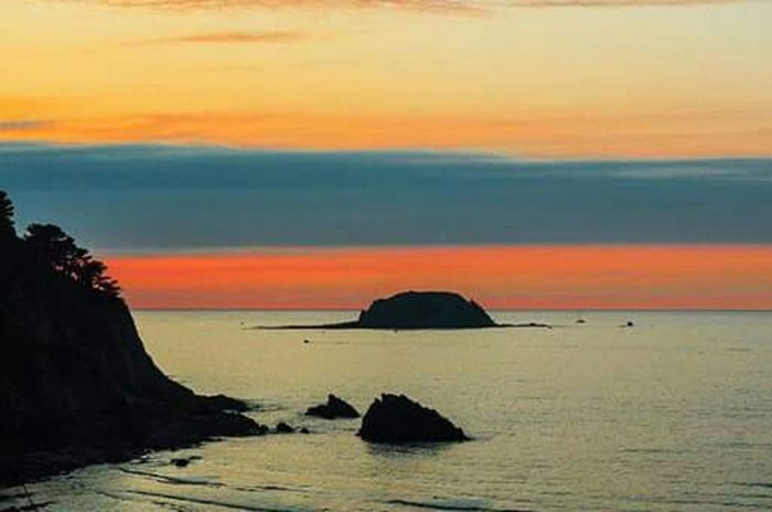Spain♥ Basque Coast Hello World Sony Xperia P The Basque Country Beautiful Day Anochecer Summertime Acantilados