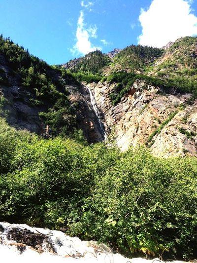 Waterfalls of
