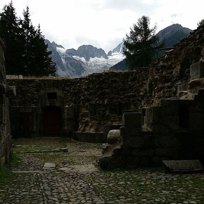 Fortestrino Forte Strino Trentino  Italy Sightseeing Sight Sick Montagna Naturelovers Nature Primaguerramondiale Danondimenticare Memories Comeback Travel Travelpic Shoot History