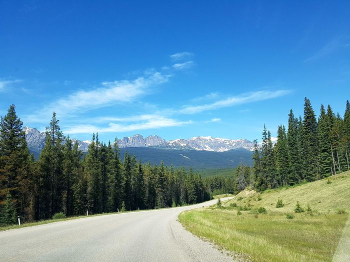 Road To Banff