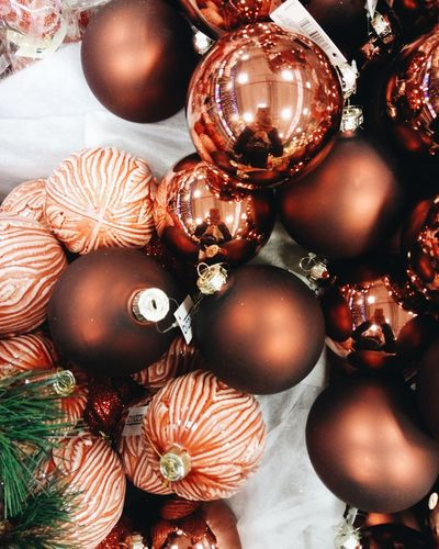 EyeEm Selects Christmas Celebration Christmas Decoration Christmas Ornament Indoors  No People Close-up Holiday - Event Full Frame Day
