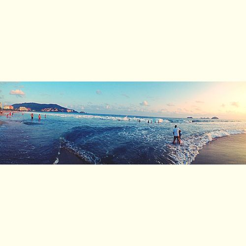 oh how I miss the beautiful beach ?
