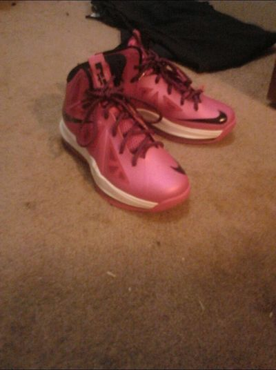 Yeah I Love My Lebrons .