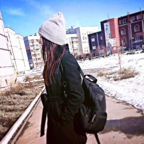 Hi! That's Me Girl Style Like Russia Follow Lookatme