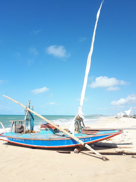 EyeEm Selects Nautical Vessel Water Sea Beach Sand Blue Sky Landscape