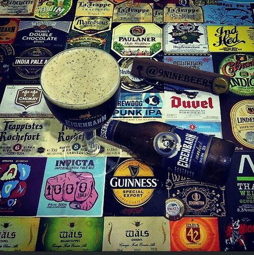 🍺 Eisenbahn Dunkel 🍺 Seguindo a Lei Alemã da Pureza, a Eisenbahn Dunkel não é escurecida com caramelo ou corantes. Sua cor é proveniente do malte de cevada torrado, o que lhe confere paladar e aroma com notas de torrefação que lembram café. País: Brasil Graduação alcoólica: 4,8% Dunkel Eisenbahn 9ninebeers Cheers Cerveja Beer Beers Beergarden  Beeradvocate Beerlove Craftbeer Pivo Beerpics Beerlife Beergasm Beersnob Cerveza Craftbrew Birra Instabeer Instacerveja Beerstagram Craftbeerlife Cervejaartesanal Beergeek beertimebeertographybeerpornbeernerdbeeroftheday