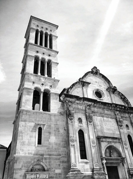 Architecture Cathedral Church Historic Hvar Croatia Hvar Island St. Stephen's Cathedral Tourism