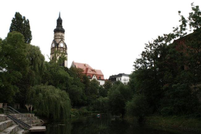 Bäume Canal Church City Aspects Discover Your City Entdecken Green Kanal Kirche Leipzig Pflanzen Plants Tourism Tourismus Trees Wasser Water Home Is Where The Art Is