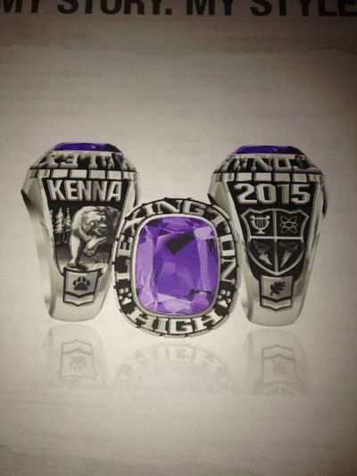 My Ring!❤
