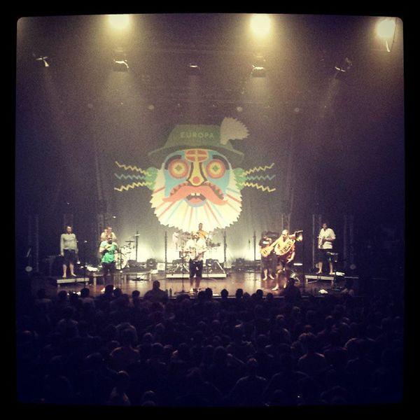 Labrassbanda  Liveinconcert Circuskrone