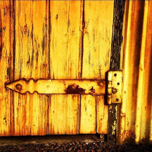 #doors #hinges #orangewednesday #theworldneedsmoreorange #grimy #rusty Doors Rusty Theworldneedsmoreorange Orangewednesday Grimy Hinges