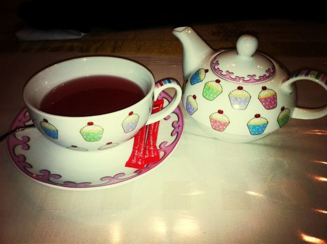 Tea. *_*