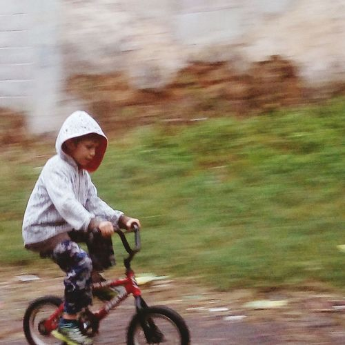 Mi pequeño hijo en bicicleta /my little boy ride your bike. Son, Bike, Hijo, Bicicleta Cycling