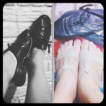 Tal vez sean solo zapatillas de baile, pero para mi... Mi fuerza, mi pasión, mi amor. Amo bailar ❤️ ImSoHappy Dance Life Mylife