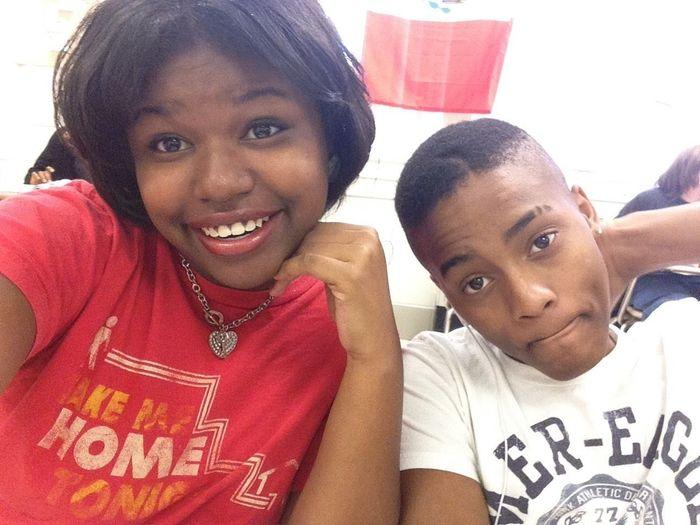 Me & Denzel .