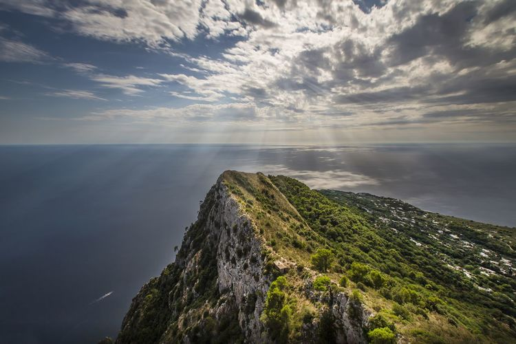 Edge Of The World Check This Out Good Morning Landscape Capri Italy