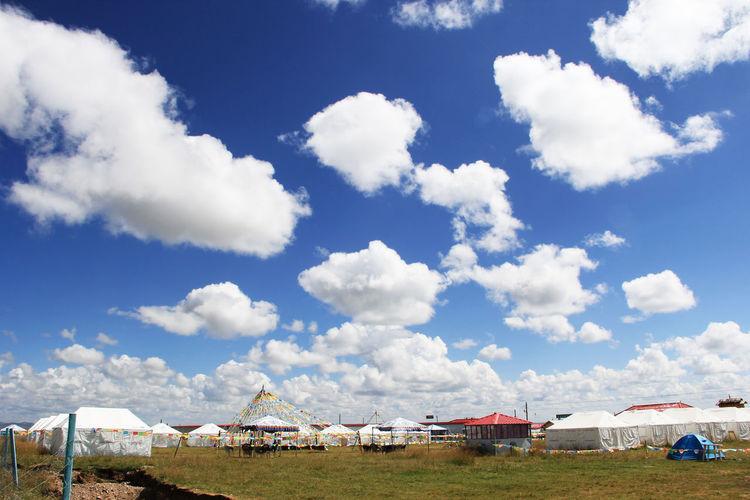 Tibet Tibet Travel Plateau Cloud - Sky Sky Nature Outdoors Blue Beauty In Nature Cloud Clouds Clous And Sky Blue Sky