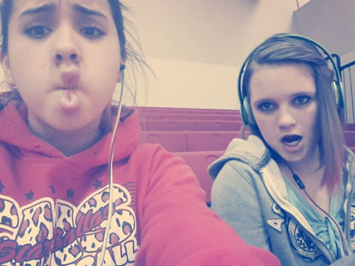 athletics with this hoe ♥